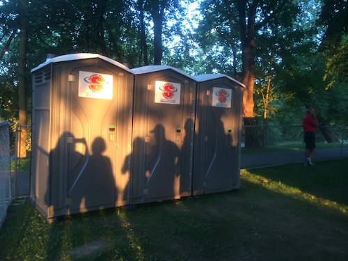 Looking for clean portable toilets? Call Superior Speedie before your next event.