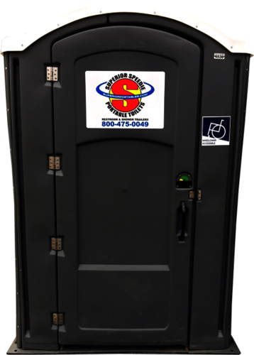 Superior Portables Handicap Portable Toilet