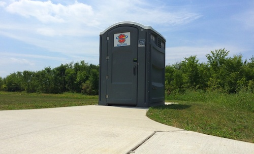Keep park goers comfortable by renting portable toilets - we offer standard and Handicap accessible units