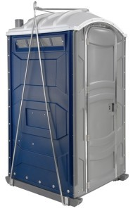 Superior Portable Rooftop Porta Potty With Crane Lift Kit