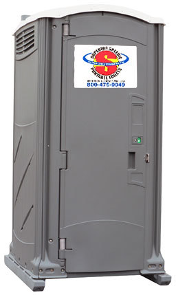 Superior Portables VIP Portable Restroom
