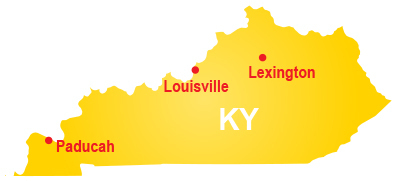 Portable restroom & shower trailer rentals in Kentucky
