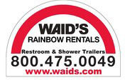 Superior Portables offers the same great portable sanitation services as Waid's Rainbow Rentals
